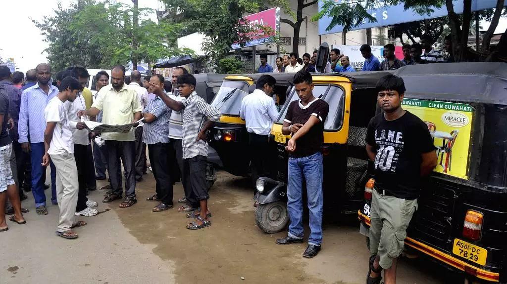 Auto-rickshaw bodies