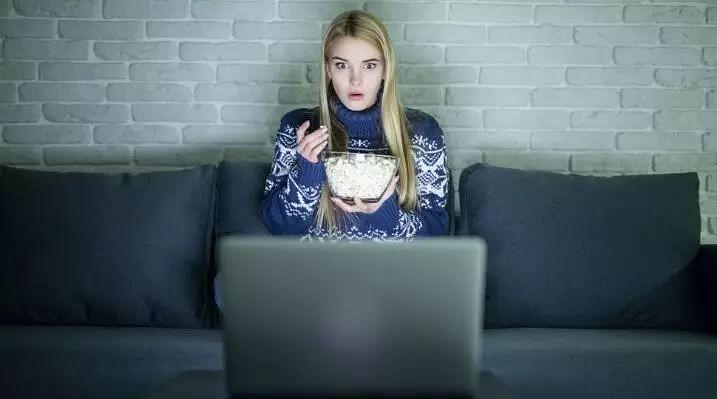 Binge-watching films