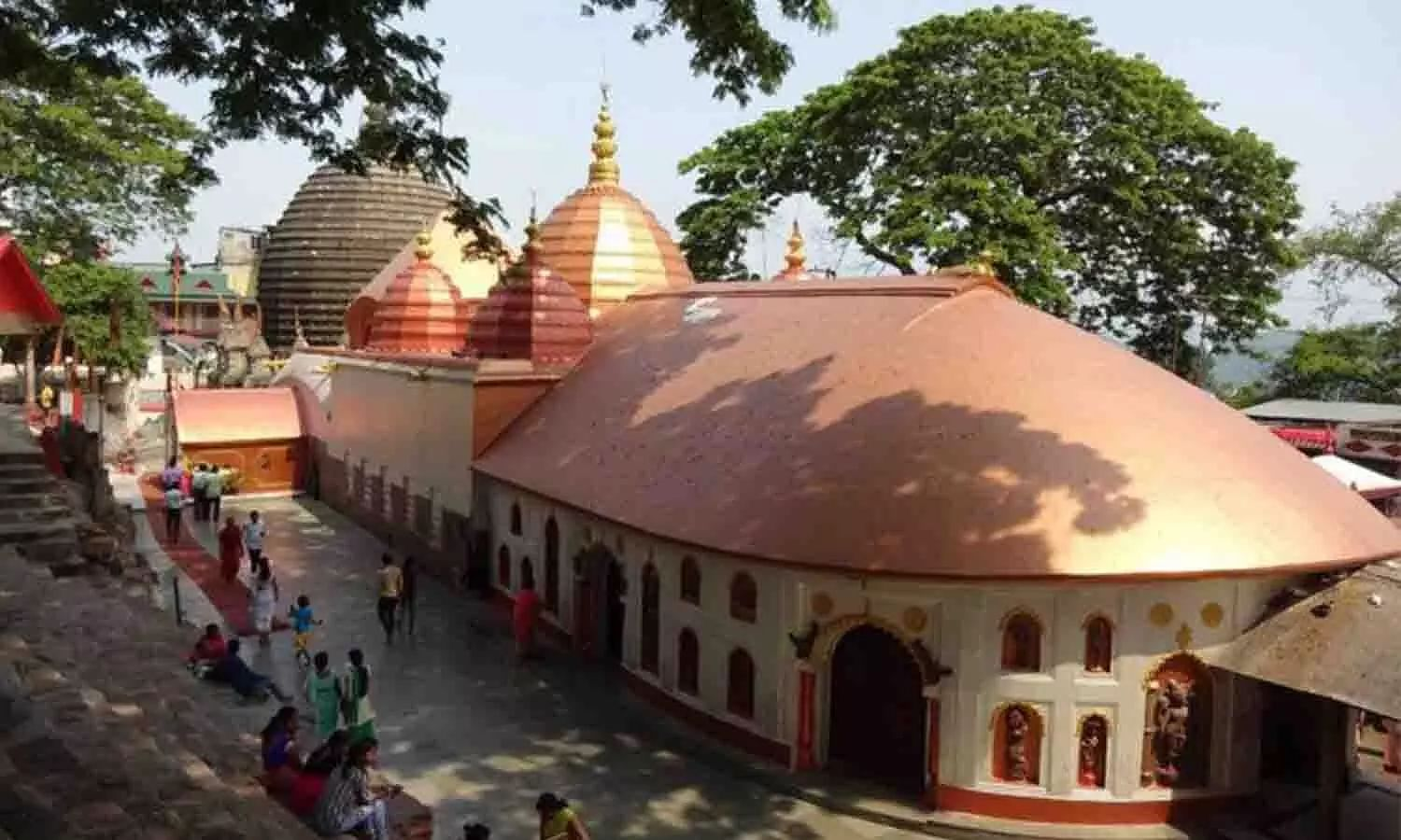 Kamakhya temples soil to be used in the foundation of Ram Mandir at Ayodhya