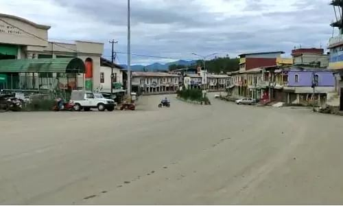 Total lockdown, manipur lockdown,Manipur chief secretary, Dr J Suresh Babu, State Disaster Management Authority
