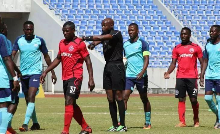 Zambia football league