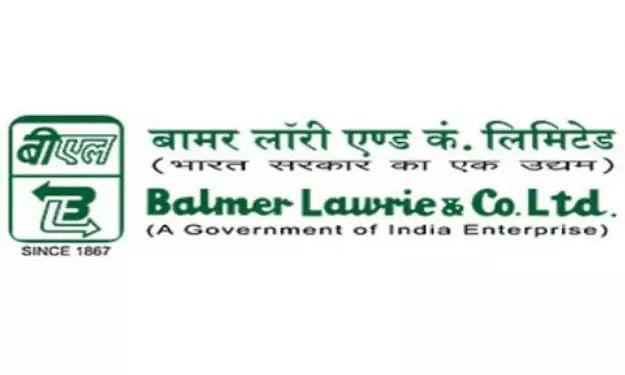 Balmer Lawrie & Co. Ltd recruitment 2020 for Junior officer