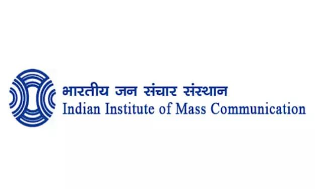 Indian Institute of Mass Communication recruitment 2020 for Associate