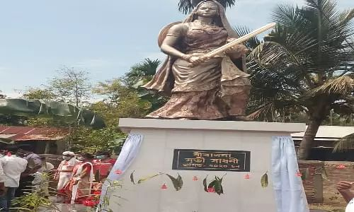 Birangana Sati Sadhani