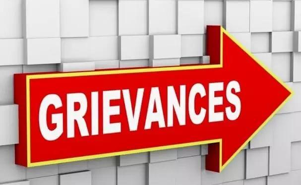 Public Grievances Redressal Day