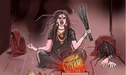 Assam women assault, Witch-hunting in Assam, Witch in Assam, Witchcraft