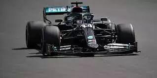 British GP: Lewis Hamilton storms to pole, Bottas second