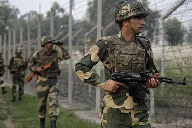 Pak violates ceasefire in Krishna Ghati sector of J&Ks Poonch