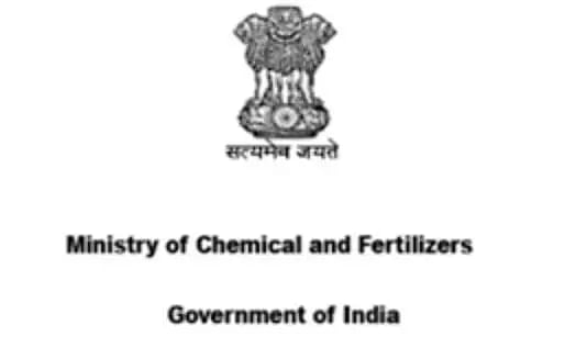 Ministry of Chemicals & Fertilizers