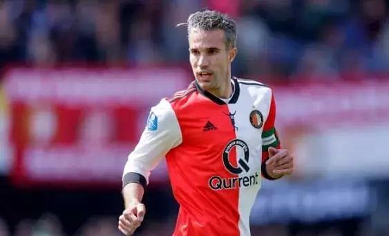 Former Netherlands Captain Robin Van Persie Returns To Feyenoord As Coach Sentinelassam