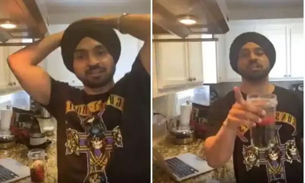 Diljit Dosanjhs fight with Alexa goes viral; heres why it happened
