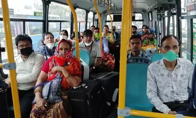 inter-district travel
