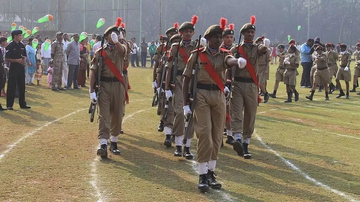NCC cadets