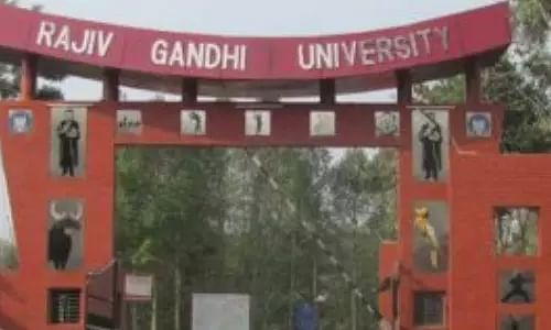 Rajiv Gandhi University, MHRD Rankings, University, JNU, BHU
