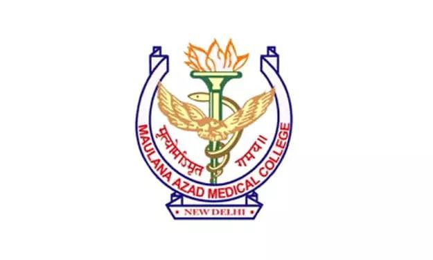 Maulana Azad Medical College (MAMC) recruitment 2020