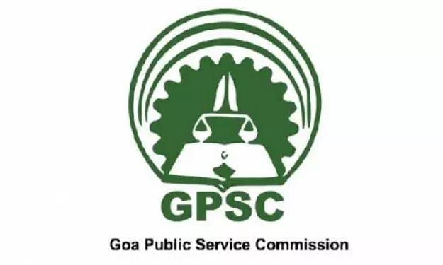 Goa Public Service Commission (GPSC) recruitment 2020