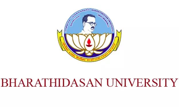 Bharathidasan University Recruitment 2020