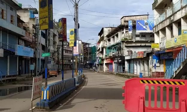 Nagaland: Chief Secretarys office sealed after detection of COVID-19 case