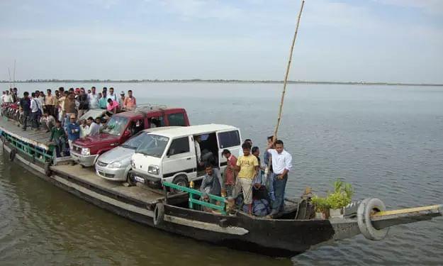 Ferry service resumes between Majuli and Jorhat