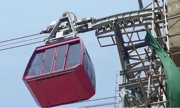 Guwahati: Longest river ropeway over Brahmaputra to be launched on Aug 24