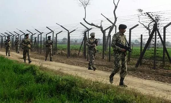 5 intruders shot down by army along India-Pakistan border