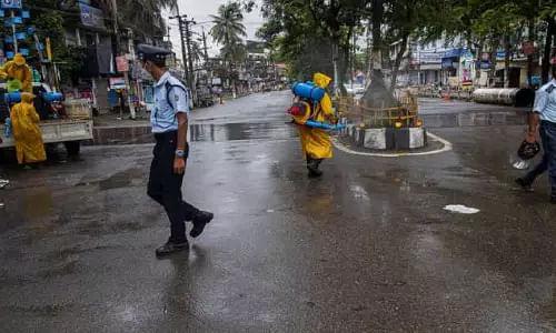 Complete lockdown in Nafra division, Covid-19, Arunachal news
