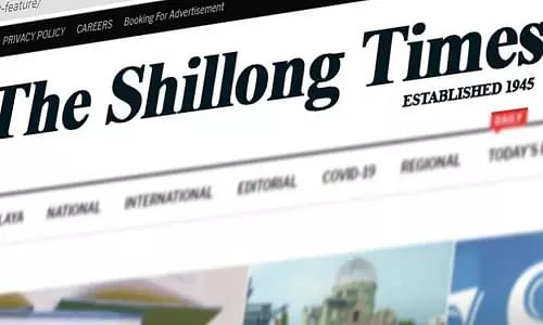 COVID-19, The Shillong Times, Containment zones in Meghalaya
