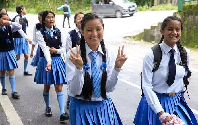 sikkim students