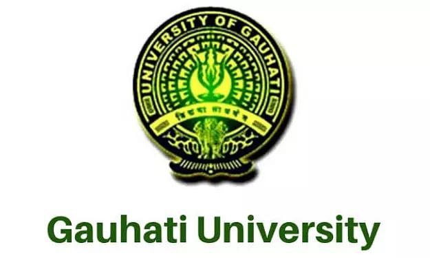 Gauhati University Recruitment recruitment 2020