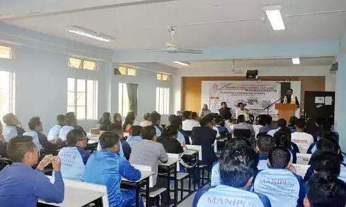 Manipur University, sixth semester students, Manipur news