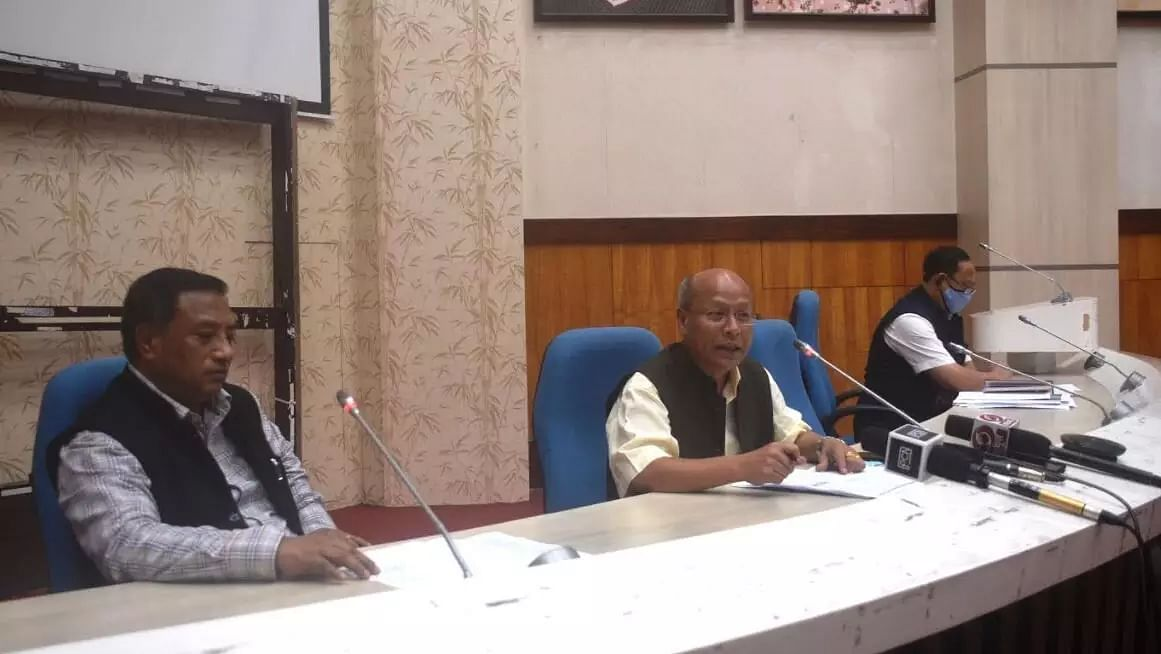 Meghalaya COVID-19 Update: 26 more cases registered, recoveries 113