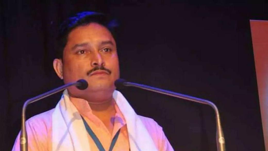 Mangaldai MP Dilip Saikia tests COVID positive on Thursday afternoon -  Sentinelassam