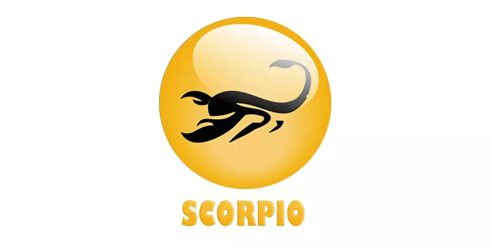 Scorpio: (October 24 - November 22)