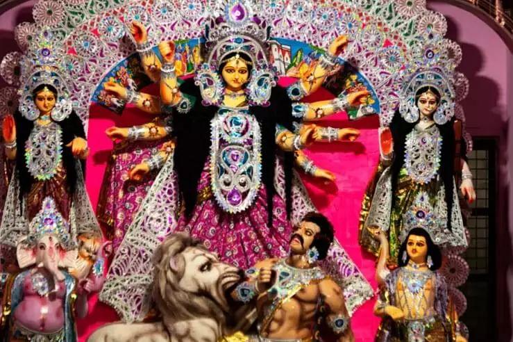 Durga Puja committees