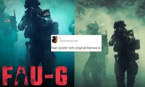 FAU-G Poster