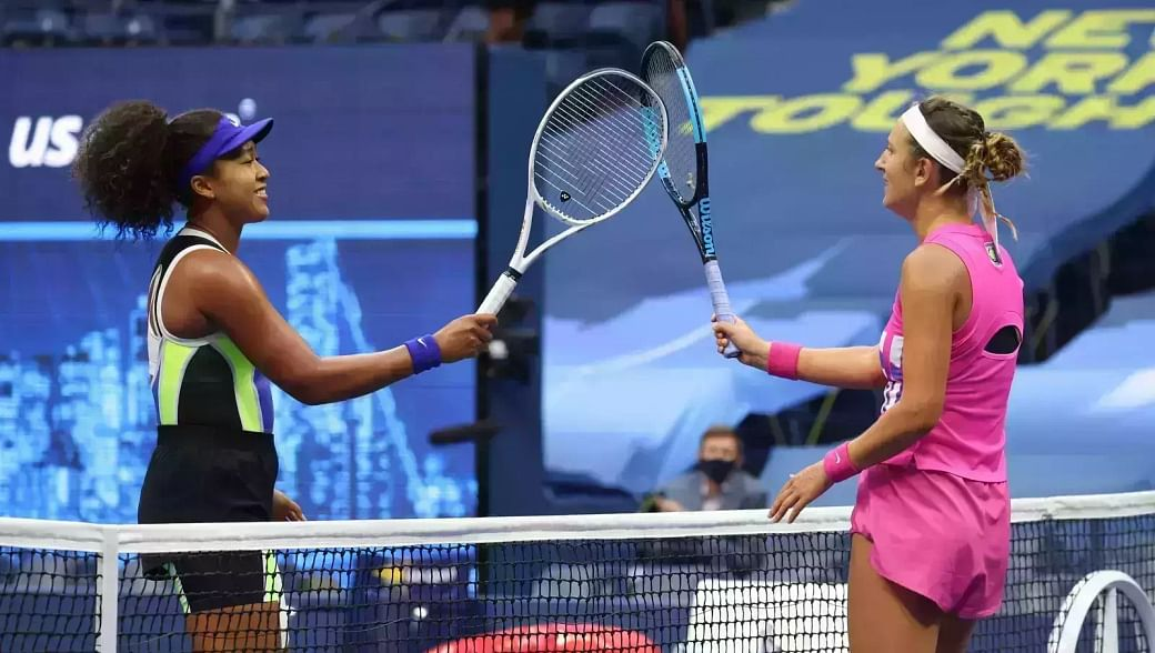 Naomi Osaka overcomes Victoria Azarenka for second US Open title -  Sentinelassam