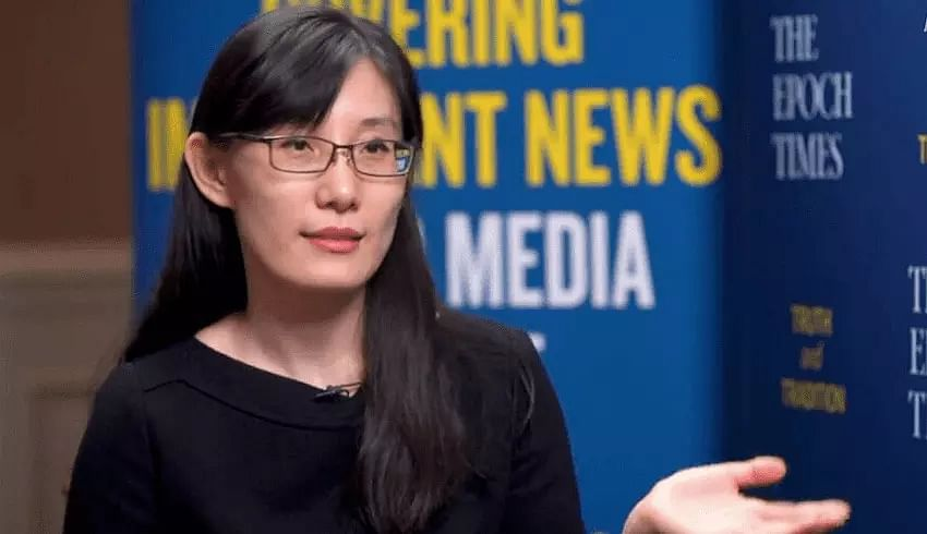 Chinese virologist claims she has evidence to prove that Covid-19 was made in a China lab