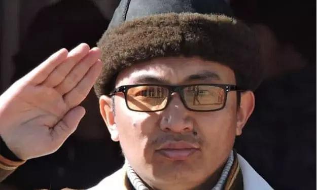 Ladakh MP Jamyang Tsering Namgyal tests COVID-19 positive