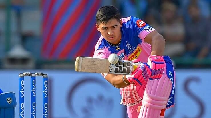 Assamese player Riyan practicing for upcoming T20  League