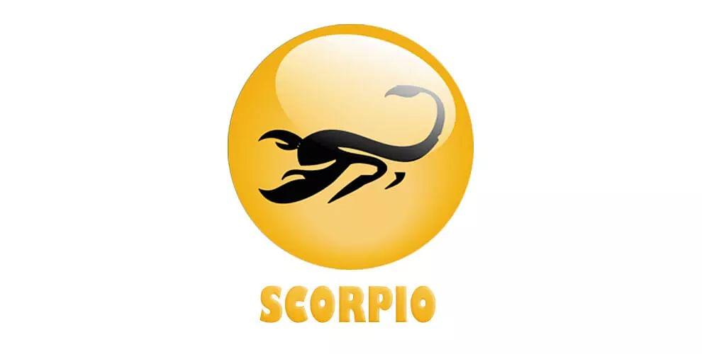 Scorpio : (October 24 - November 22)