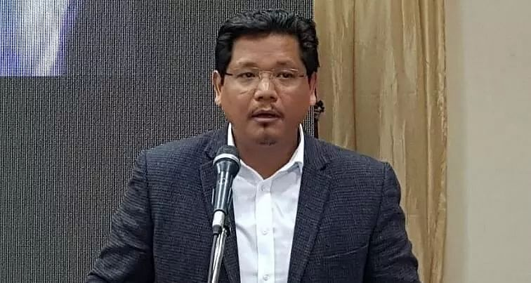 Conrad K. Sangma