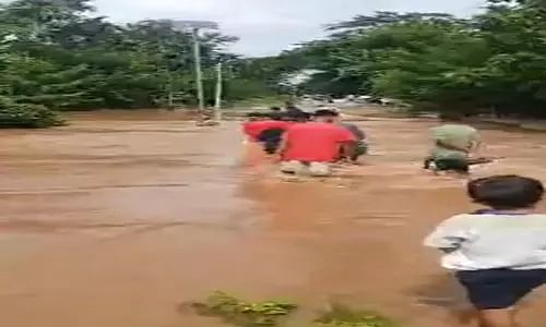 24 villages inundated in West Karbi Anglong due to incessant rain