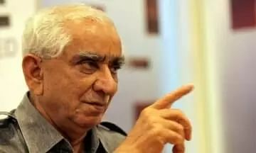 Former Defence Minister Jaswant Singh dies at 82, PM condoles death