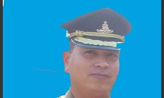 Lt Colonel Maynak Bora from Assam passes away in Bareilly, last rites performed