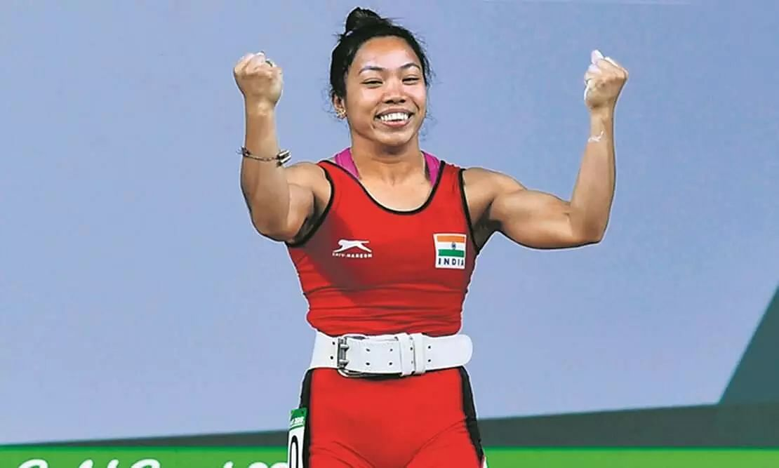 Manipurs ace weightlifter Mirabai Chanu all set to get training & rehabilitation in USA