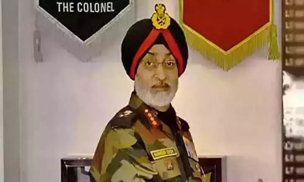 Indian Army General
