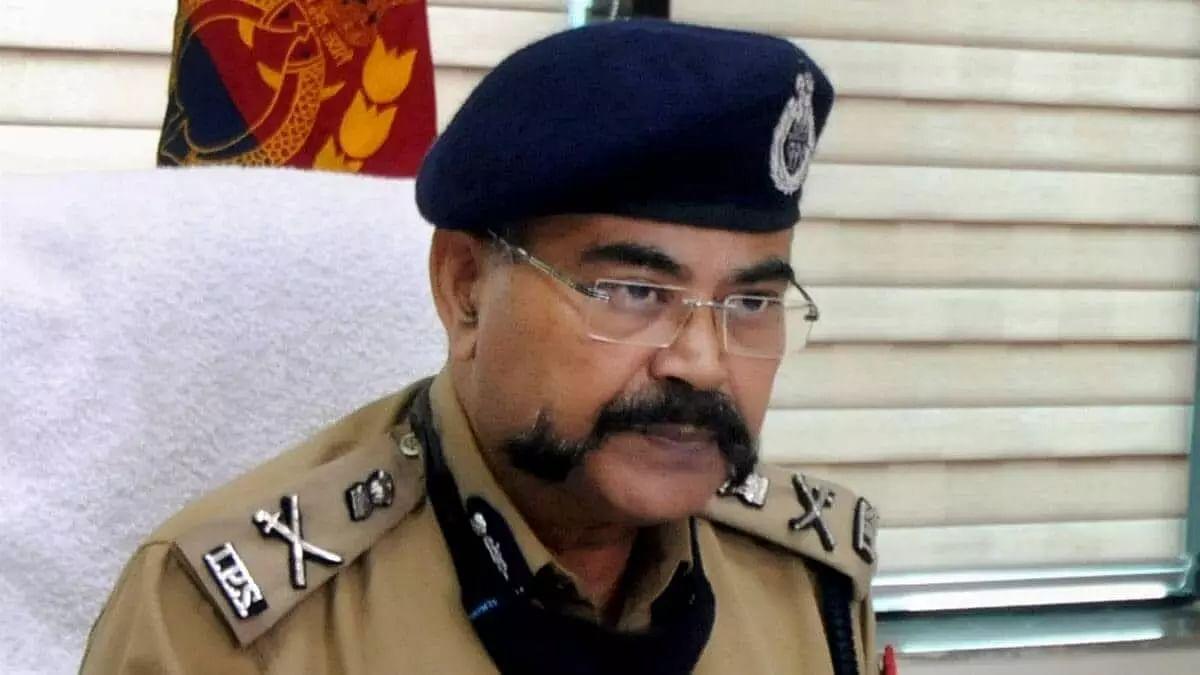 Uttar Pradesh ADG (Law and Order) Prashant Kumar