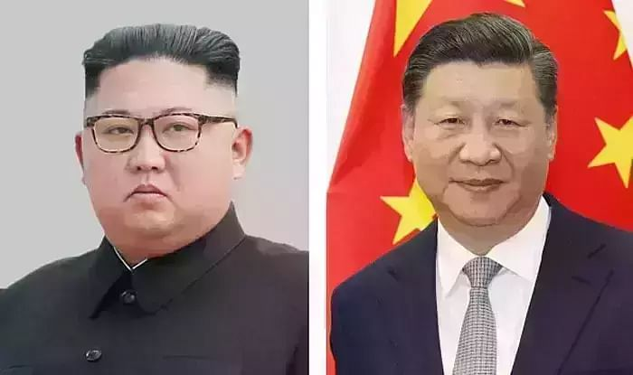 North Korean Leader Kim Jong Un Pledges Support To China Sentinelassam