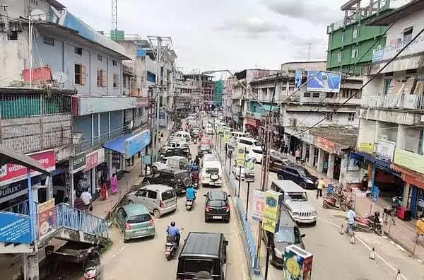 Nagaland: Odd-even scheme for vehicles in Dimapur extended till Oct 31