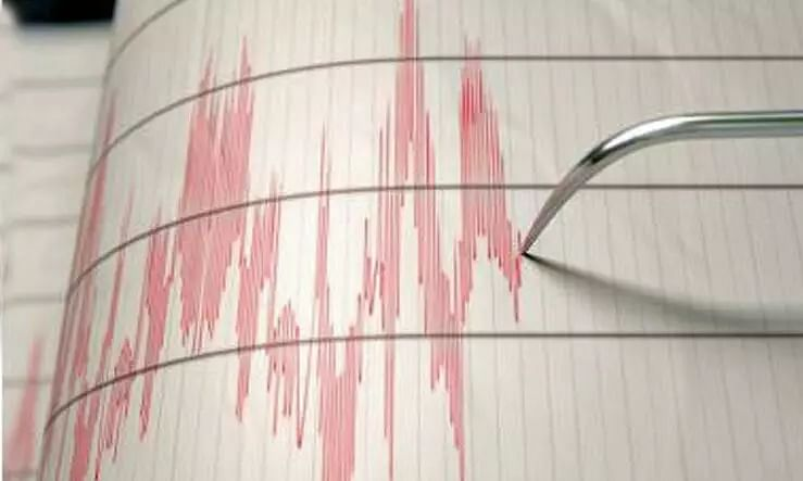 Earthquake of 3.9 magnitude hits Guwahati city